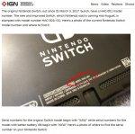 nintendo switch - upgraded model identification #1.JPG