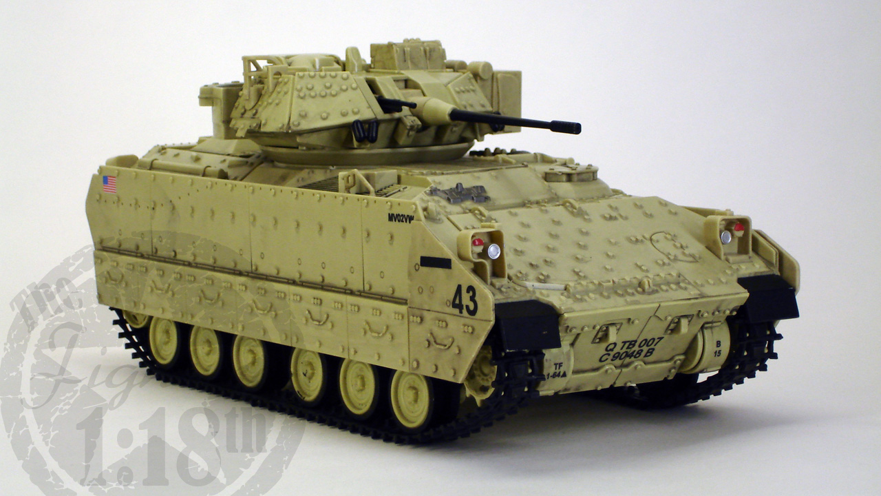 M3A2 Bradley Cavalry Fighting Vehicle