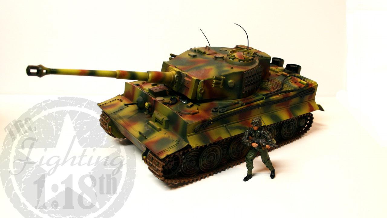Henschel & Son Tiger I Heavy Tank