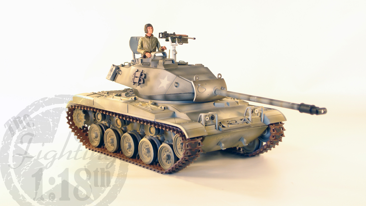 Cadillac Gage M41 Walker Bulldog Light Tank