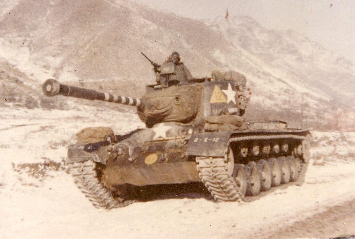 M-46 GENERAL PATTON