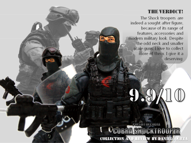 Pursuit of Cobra: Shock Trooper
