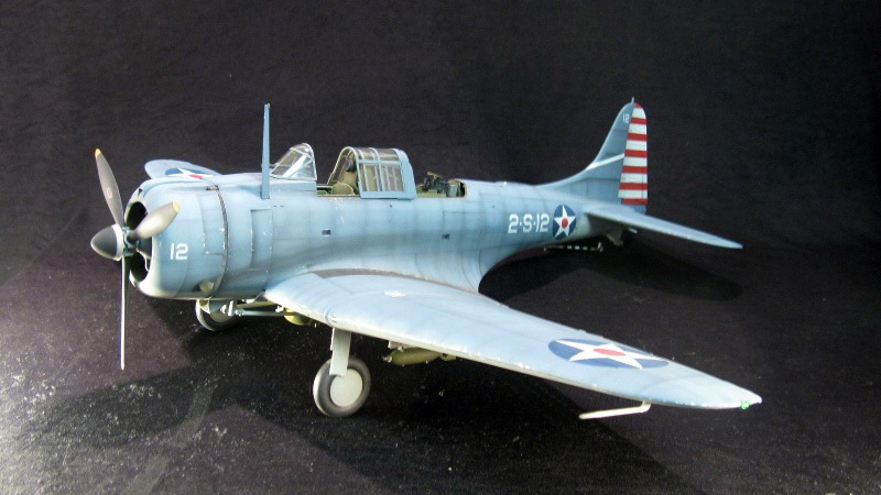 "Merit 1:18 US Navy SBD-3 ""Dauntless"" is incoming! *UPDATED!*"