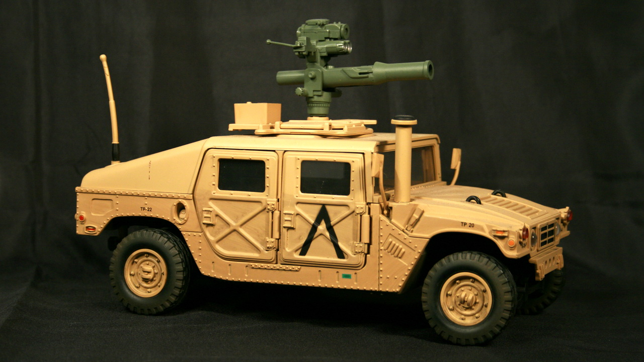 Custom Vehicles 9sfg A Special Operations Hmmwv The
