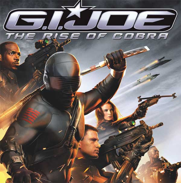 G.I. Joe Rise of Cobra Game Review