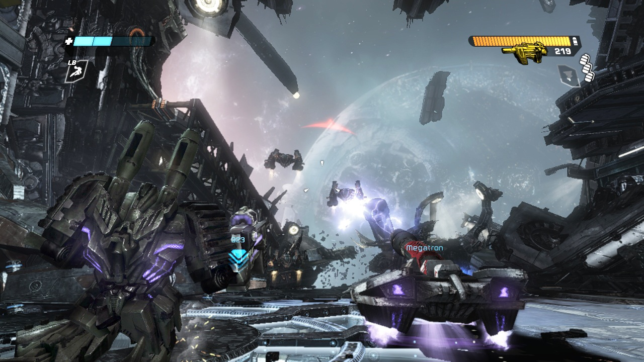 Transformers war for cybertron xbox 360 review.