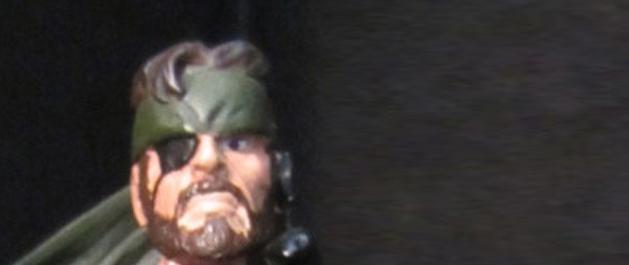 MGS3 Snake by Marine Deadpool