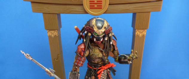 Custom 1:18 Samurai Predator by Obi-Shinobi