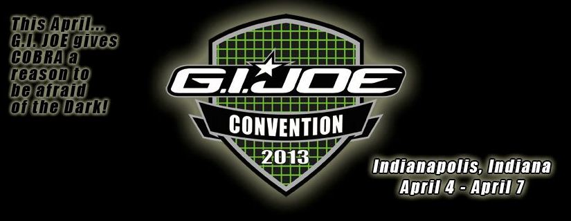 G.I.Joe Convention 2013 Announced