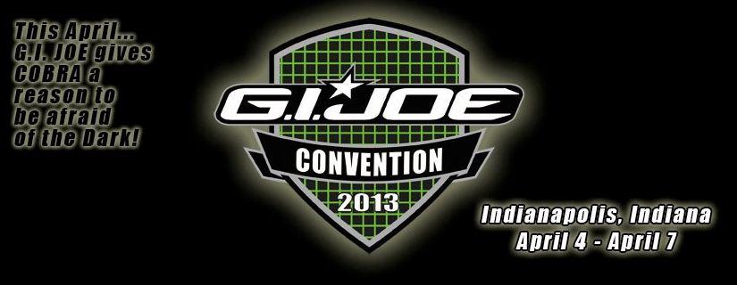 G.I.Joe Convention 2013 Announced