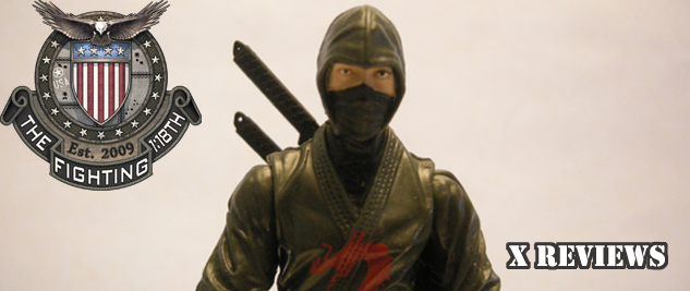 "X Review: ""Dark Ninja"""