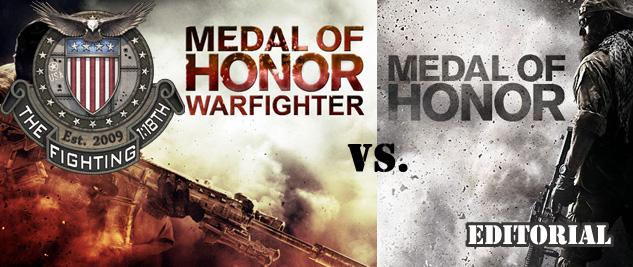 Medal of Honor 2010 vs 2012?