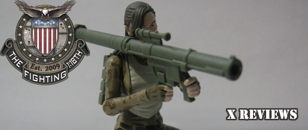 X Review: Lady Jaye