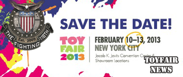 ToyFair 2013 Coverage