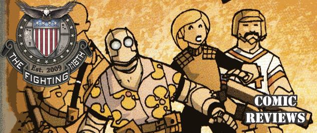 Comics: Atomic Robo Vol. 1