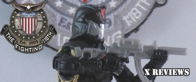 X Review: Cobra Commander