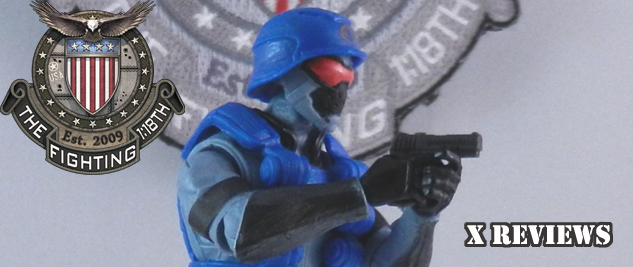 X Review: Cobra Trooper