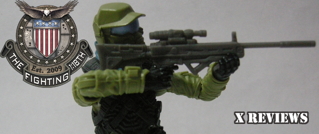 X Review: G.I. Joe Trooper