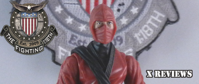 X Review: Red Ninja