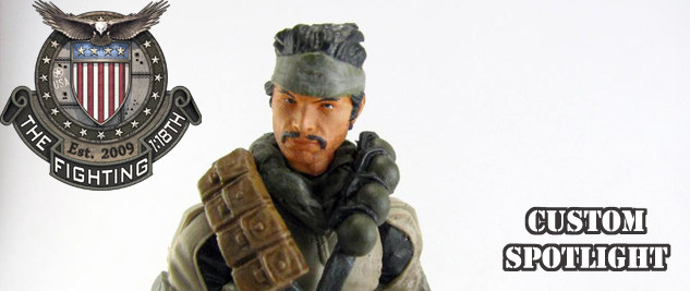 Sgt Savage Dynamite Custom by Giga Bread
