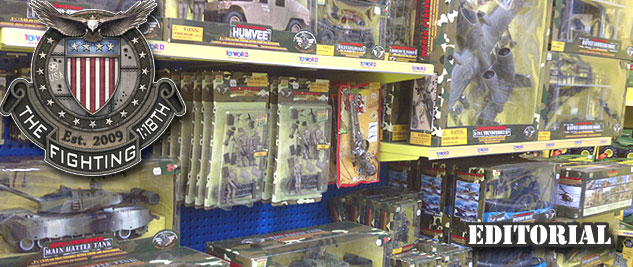Thoughts From a Foreign Toy Collector