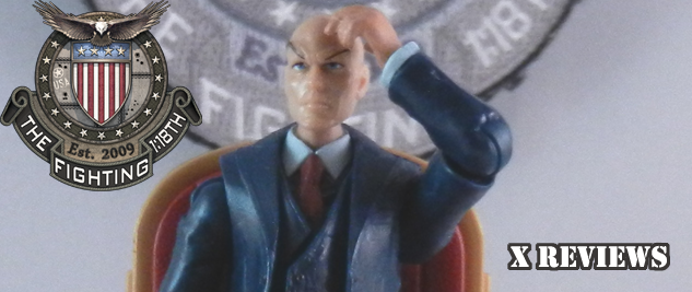 X Review: Professor X