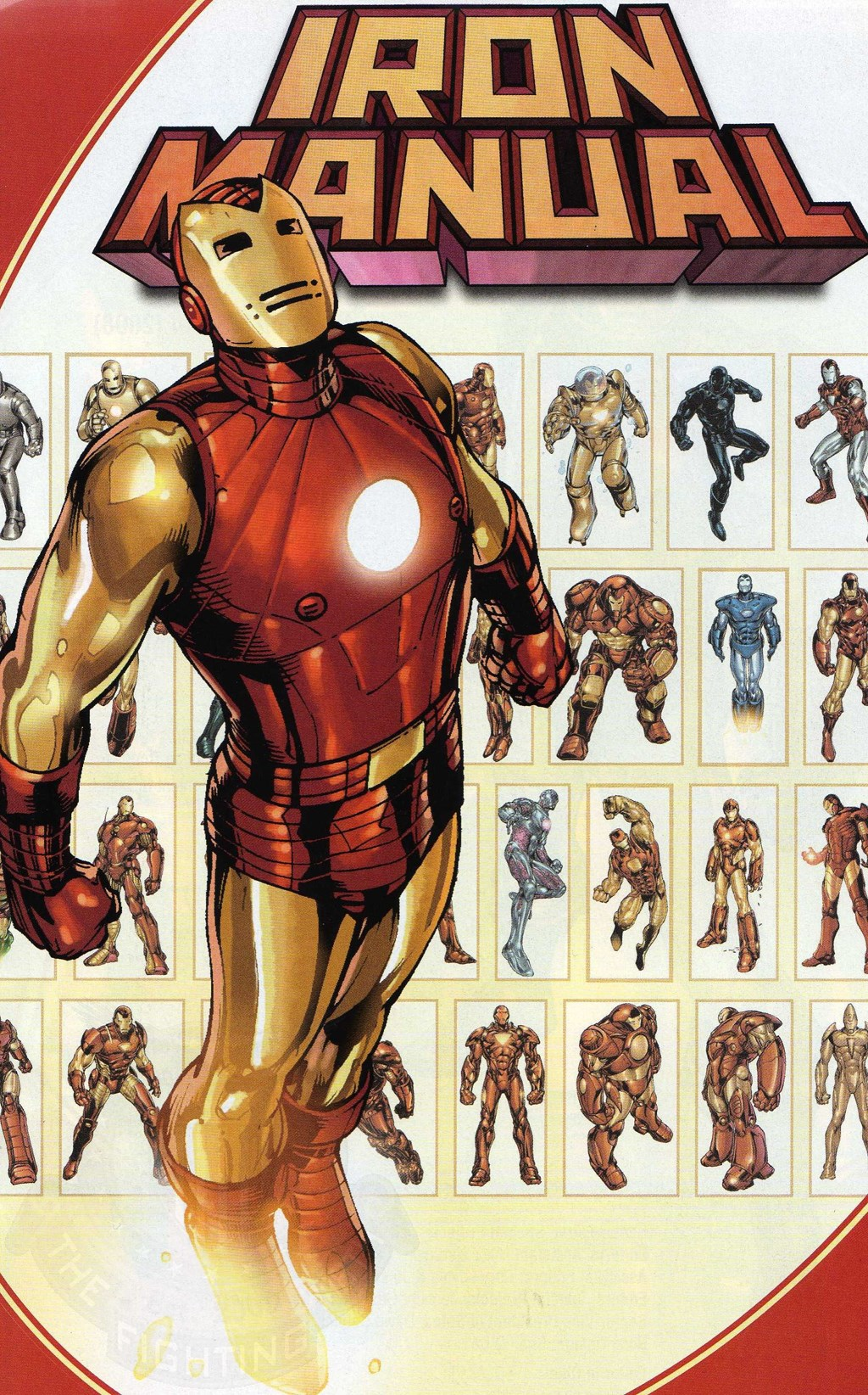 comics iron manual the fighting 1 18th page 2 rh fighting118th com Iron Man Iron Man Comic Book