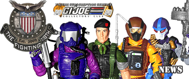 GI Joe Club Subscription 2.0