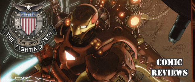 Comics: Invincible Iron Man vol. 1