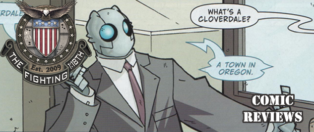 Comics: Atomic Robo Vol. 3