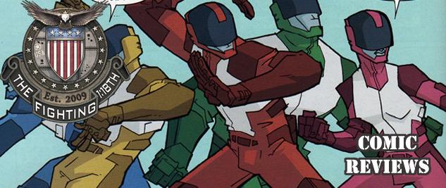 Comics: Atomic Robo Vol. 4