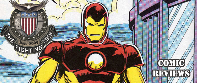 Comics: Iron Man – The Armor Wars