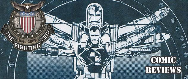 Comics: Iron Manual