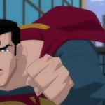 Superman Unbound Splash