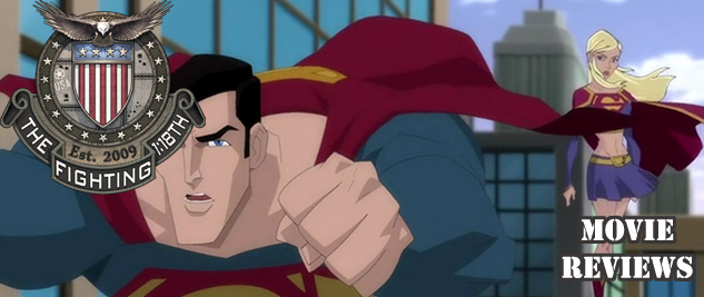 Superman Unbound Splash