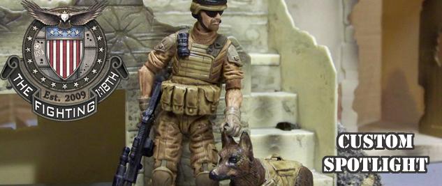 Joe Dog Handler by Slaymaker