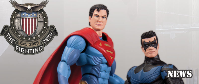 DC Injustice Action Figures
