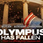 Olympus Has Fallen Splash