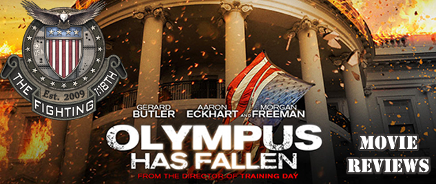 Olympus Has Fallen Splash