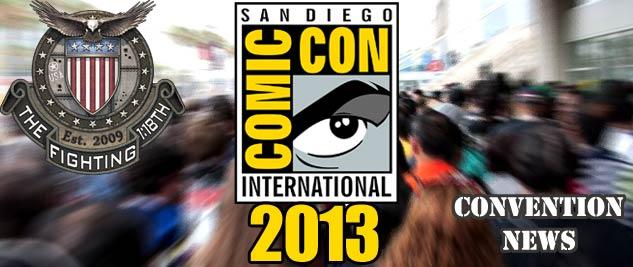 SDCC 2013 Roundup!