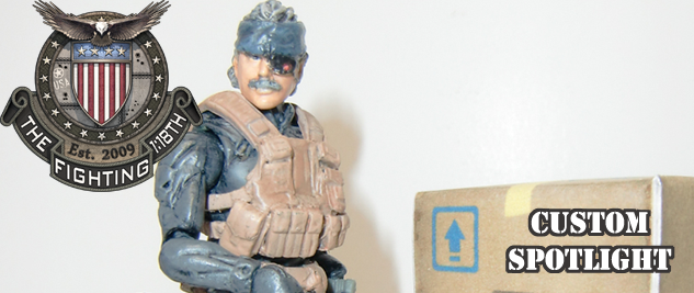 Solid Snake by Dr Syn