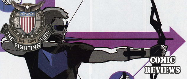 Comics: Hawkeye Vol. 1