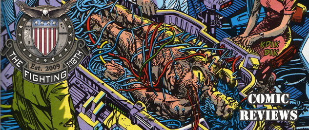 Comics: Weapon X