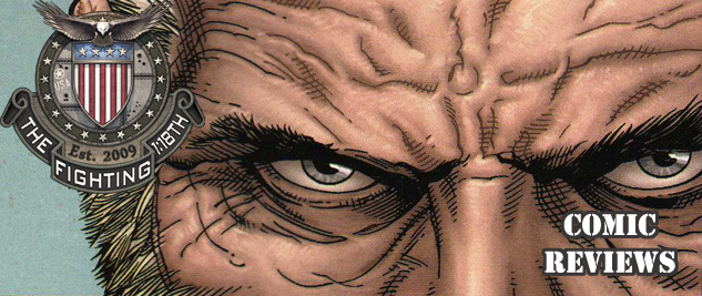 Comics: Old Man Logan