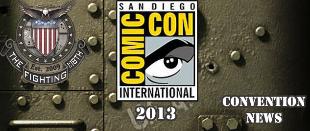 SDCC 2013: Day 4 News