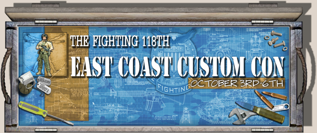 Fighting 118th East Coast Custom Convention