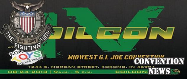 Coil Con IV