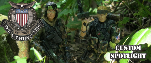 Woodland/Jungle Duke and Spirit Customs by Rick