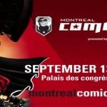 Montreal Comic Con Logo
