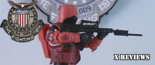 X Review: Retaliation Crimson Guard